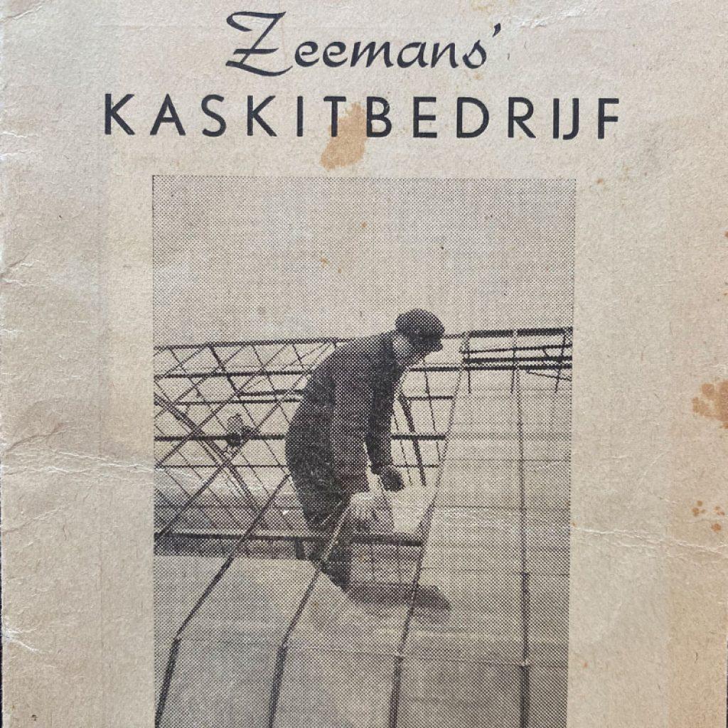 Joh. Zeeman Kassenschilder en Zn.